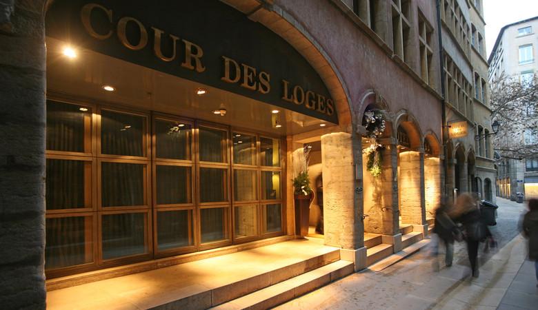 Cour des Loges  - 3A Réseaux