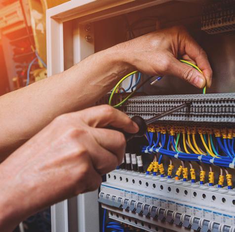 Pour tous problèmes d'ordre électrique, nos techniciens sont à votre écoute